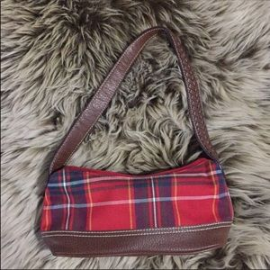 Sale!! Plaid tommy purse